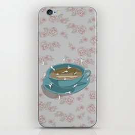 Teatime iPhone Skin