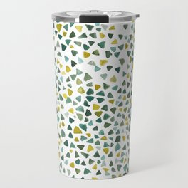 Color dot Travel Mug