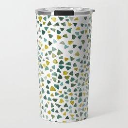 Color dot Travel Mug