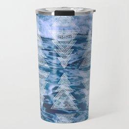 Ocean Arrows Travel Mug