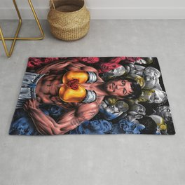 Manny Pacquiao: People's Champ Rug