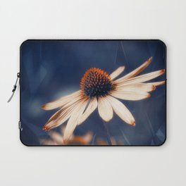 Flowers Indigo Laptop Sleeve