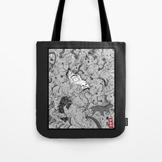 Uncontrollable Tote Bag