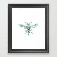Hornet Framed Art Print