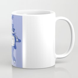 Blue Barnacles Coffee Mug