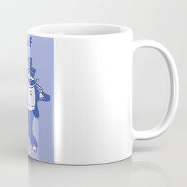 Blue Barnacles Coffee Mug