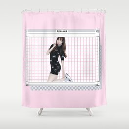 Hani.png Shower Curtain