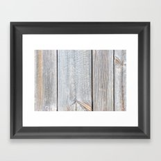 Barn Q Framed Art Print