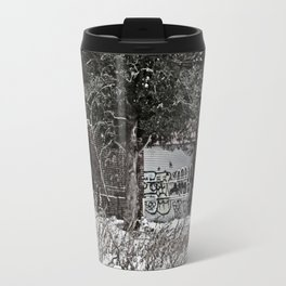 """""""It's hard to stay mad when there is so much beauty in the world."""" -American Beauty Travel Mug"""