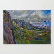 Windward Passage Canvas Print