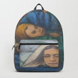 Mother and Child Backpack