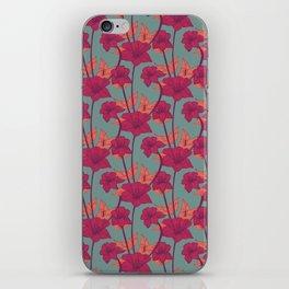 Vintage Blossoms iPhone Skin