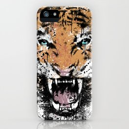 Unrelenting Ire iPhone Case