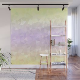 Pastel Ombre 3 Wall Mural
