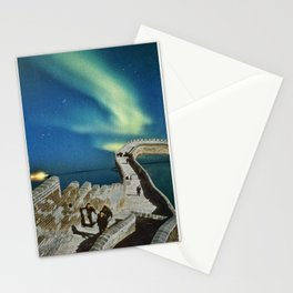 Great Wall of Spectrum Stationery Cards