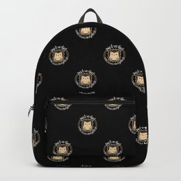 Just A Girl Who Loves Hedgehogs Lover Owner Backpack