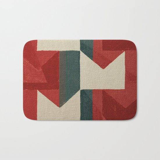 Playing With Volpi Bath Mat