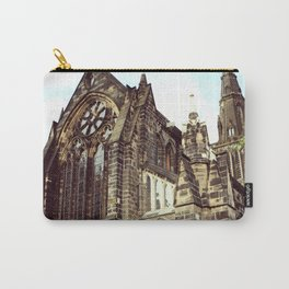glasgow cathedral medieval cathedral Carry-All Pouch
