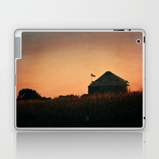 Country Sunrise Laptop & iPad Skin