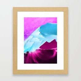 Incalculable Circumstance Framed Art Print