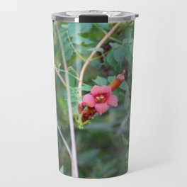 Wild Flower Travel Mug
