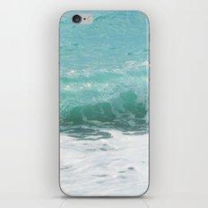 Curled Wave iPhone & iPod Skin