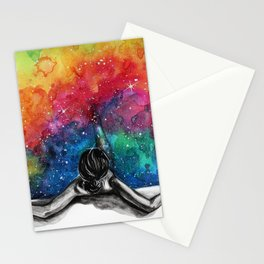 Do you feel better now? Stationery Cards