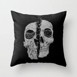 Anthropology Throw Pillow