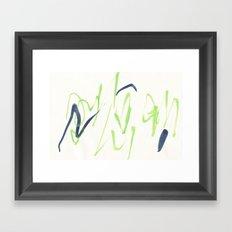 wishful thinking. spell 2. Framed Art Print