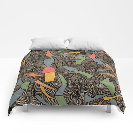 - autumn - Comforters