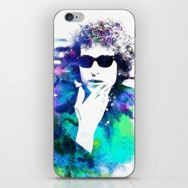 Bob Dylan iPhone Skin