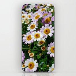 Little White Flowers iPhone Skin