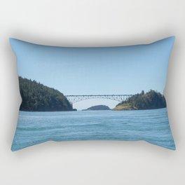 Deception Island Rectangular Pillow