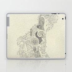 The Fertile Land in One's Imagination Laptop & iPad Skin