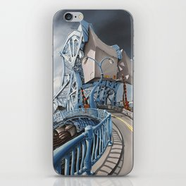 Johnson Street Bridge iPhone Skin