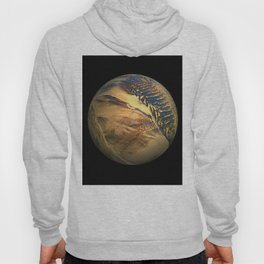 Globe20/For a round heart Hoody