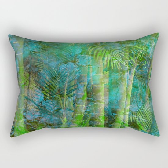 Tropical Mood Rectangular Pillow
