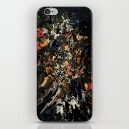 XOXOXO iPhone Skin