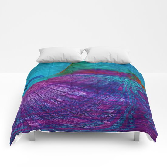 Undersea Exploration Comforters