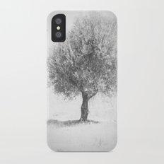 loneliness Slim Case iPhone X