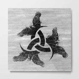 Horn of Odin Metal Print