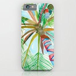 Anba pye koko iPhone Case