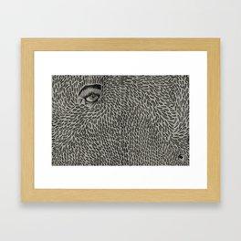 Eyedrops  Framed Art Print