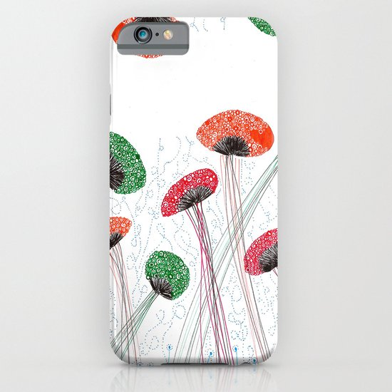 The Mushroom iPhone & iPod Case