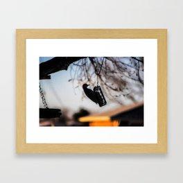 Woodpecker 1 Framed Art Print