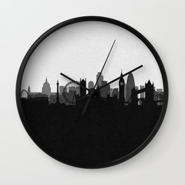 City Skylines: London Wall Clock