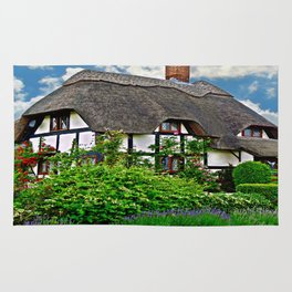 Quaint English Cottage Rug