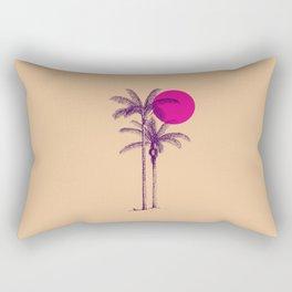palm dream Rectangular Pillow