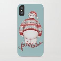 Baymax (Fa-La-La-La-La) Slim Case iPhone X