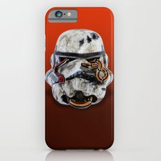 snake and stormtrooper iPhone 6s Slim Case